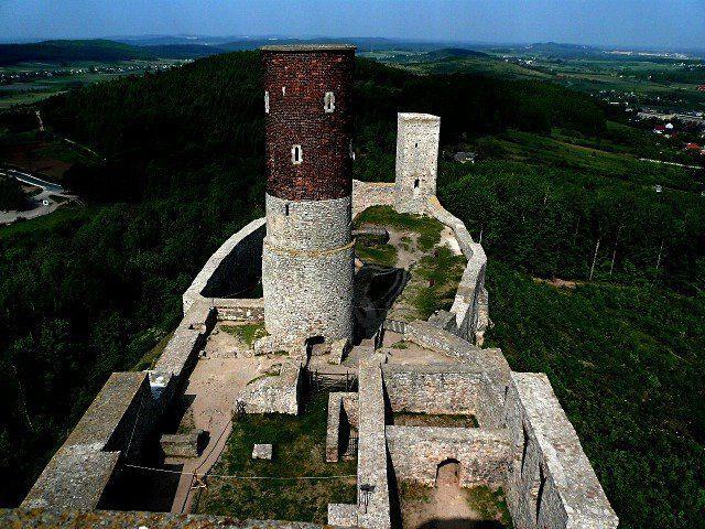 Castle, Chęciny, Poland