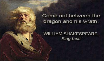 william shakespeare quotes | William Shakespeare Quotes King Lear Act 1 Scene 1