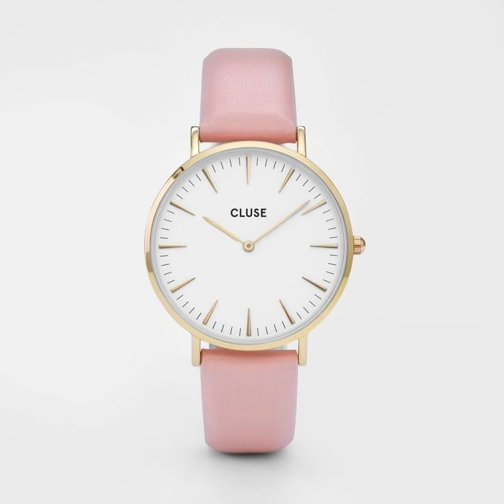 La Bohéme Gold White/Pink CL18410