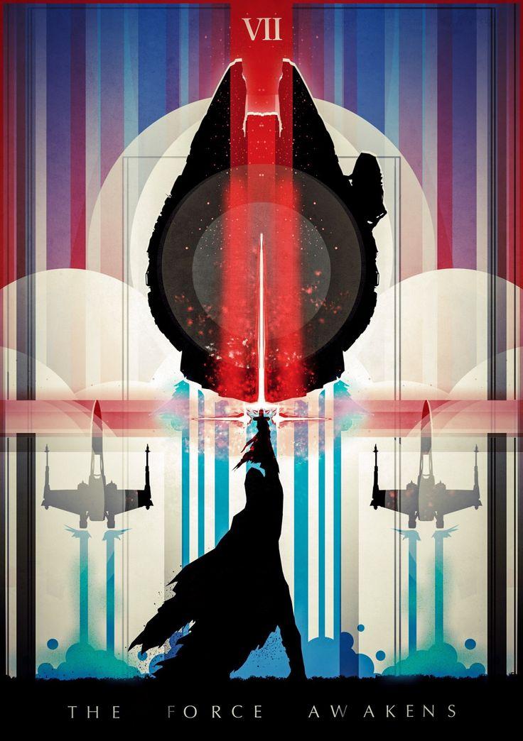 """Teaser trailer de """"Star Wars – Episódio VII"""" já inspira arte de fãs"""
