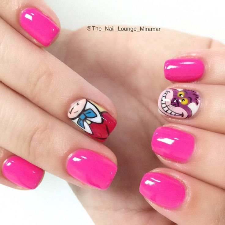 Amazing Dee Dee Nails Sketch - Nail Art Ideas - morihati.com