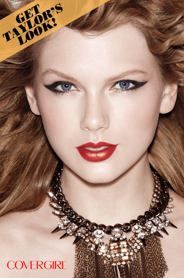 You'll flip for #COVERGIRL Taylor Swift's bold Blast Flipstick how-to!