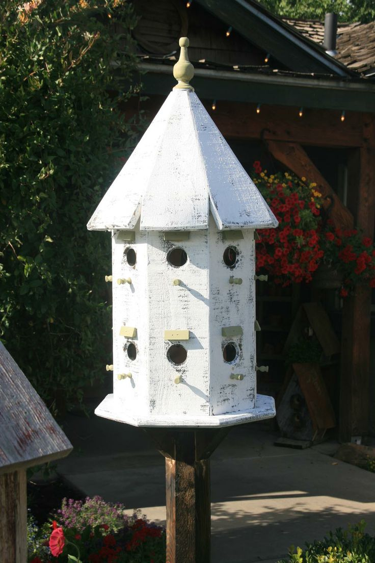 Octagon Bird Feeder Plans Free Woodworking Projects Amp Plans
