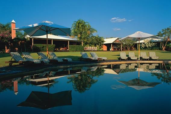 Oasis. El Questro- Western Australia