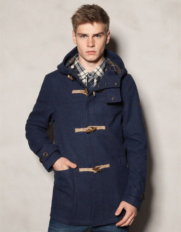 Pull&Bear - TRENCH CAPPUCCIO di And By Gyurka su Blomming
