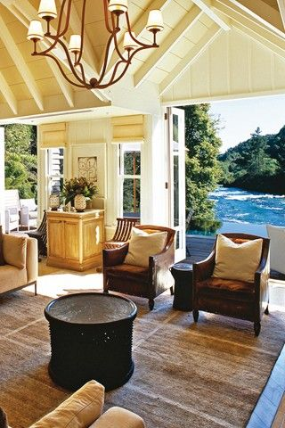 Honeymoon at Huka Lodge, New Zealand....yes pelase! brides magazine