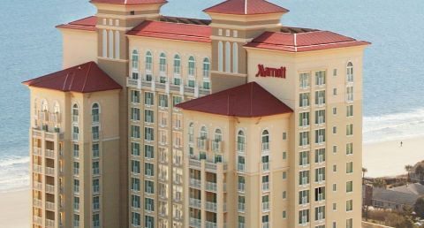 Myrtle Beach Marriott Resort & Spa at Grande Dunes 8400 Costa Verde Drive  Myrtle Beach  South Carolina  29572  USA