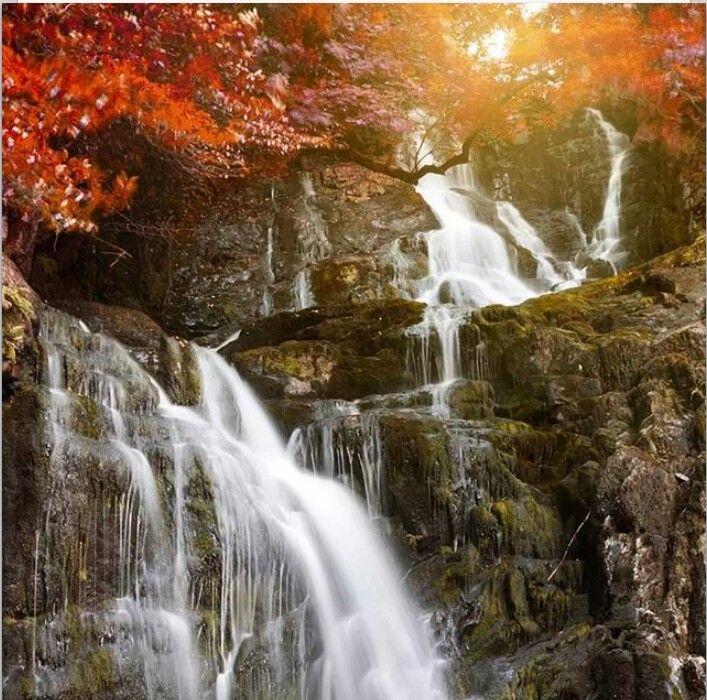 Torc Falls Killarney