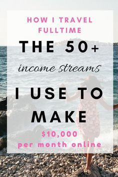 50+ ways to make an income online from home as a blogger or mom – Save Money Ideas