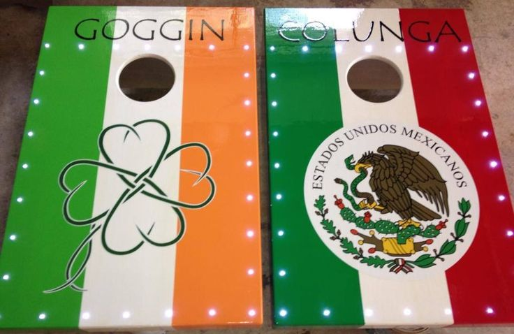 Wedding Gifts For Groom Ireland : wedding coordinator osb cornhole wedding bride grooms irish ireland ...