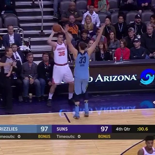 @tysonchandler wins it for the @suns  ___________ Don't forget to follow!  #sports #football #basketball #follow #athletes #d1 #beast #juke #crossover #dunk #play #plays #destroyed #athletic #lebron #jordan #knicks #lakers #kobe #team #warriors #kd #curry #westbrook #yankees #bulls #23 #baseball