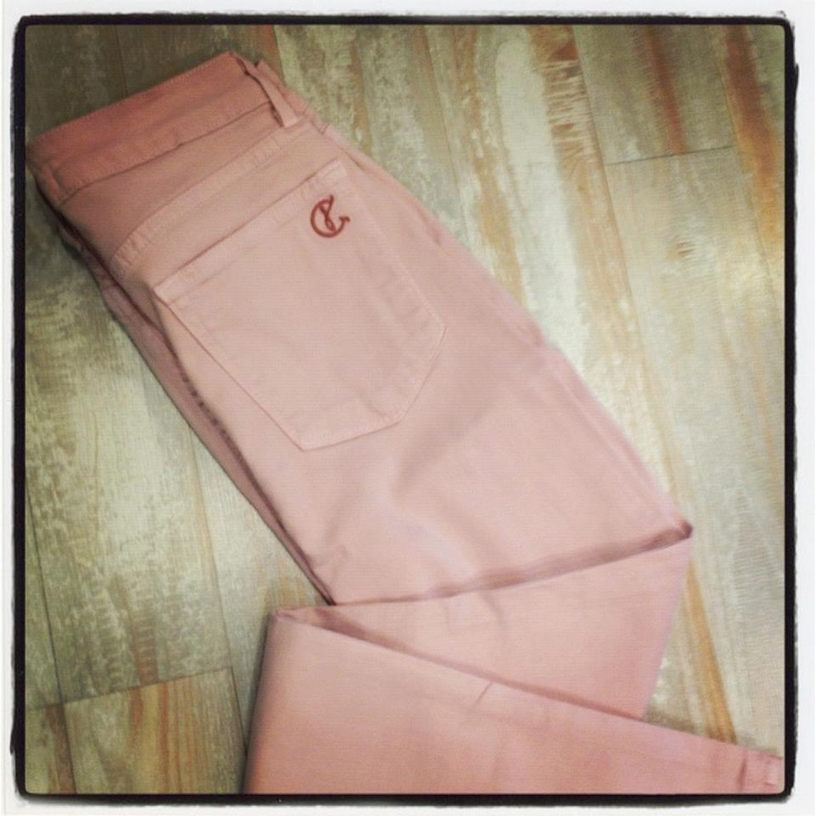 Hello Gorgeous! Pink skinnies at @Impressions Fayetteville! Sizes 24-32 $139