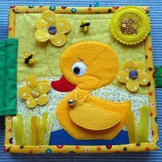 Цветная книжка - Игры с детьми - Babyblog.ru