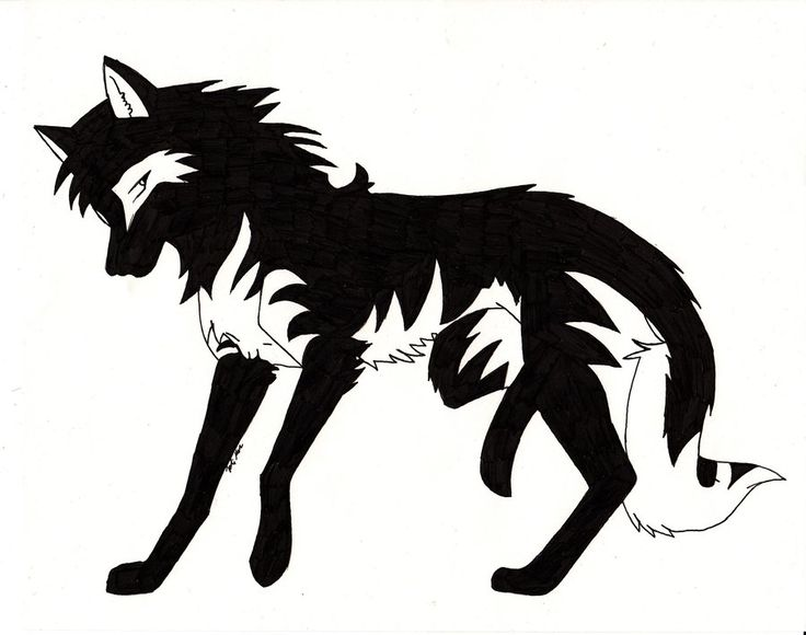 animated wolves - Google Search | Anime Wolves | Pinterest ...