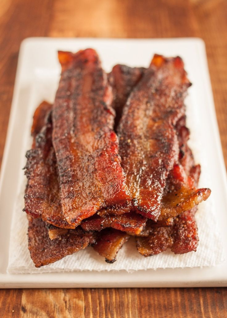 For people on a low-sodium or salt-free diet, this is bacon that looks, smells, and tastes like the real thing - and it only takes an hour.