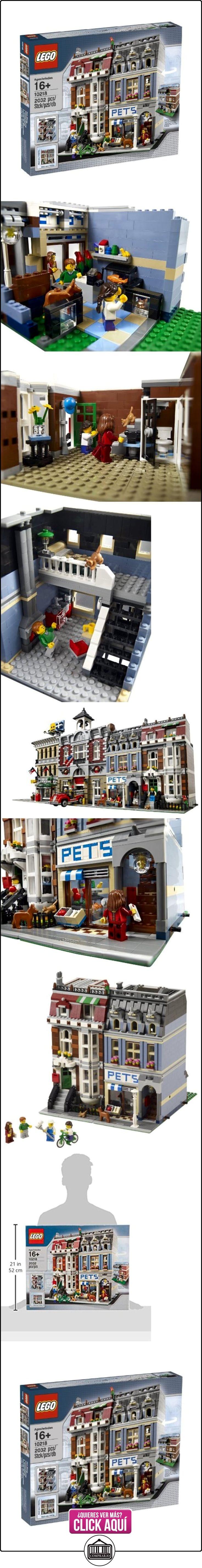 LEGO Creator - Tienda de mascotas (10218)  ✿ Lego - el surtido más amplio ✿ ▬► Ver oferta: http://comprar.io/goto/B004P2HMNM