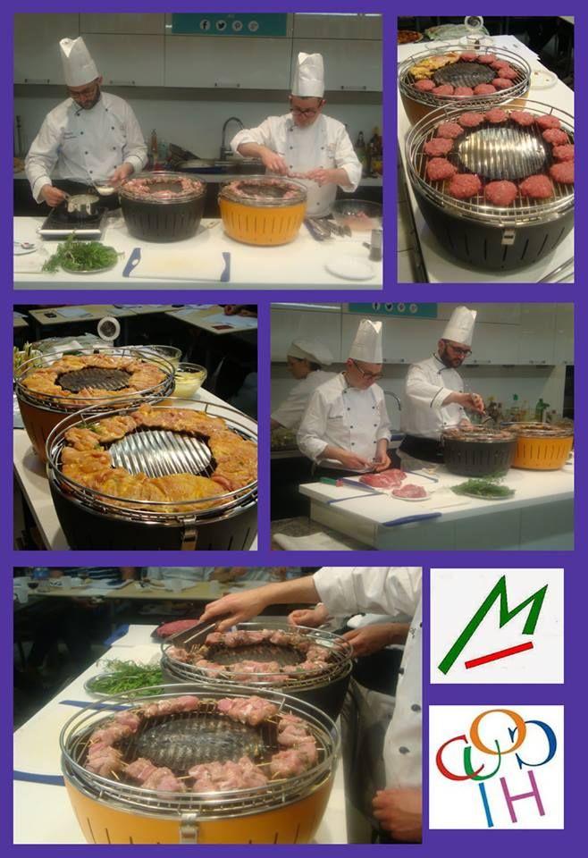 Tutto lo staff di Villamontesiro ringrazia i nostri affezionati clienti che ieri sera hanno partecipato al corso barbeque. Un grazie in particolare allo Chef Alberto Somaschini de Associazione Cuochi Brianza e Andrea Mauri de Mauri Macelleria per la bellissima collaborazione.