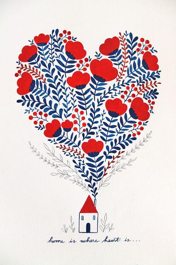 Illustration ideas and inspiration ||| Sarah Quinn Visual Merchandising + Consulting ||| www.sarahquinn.com.au