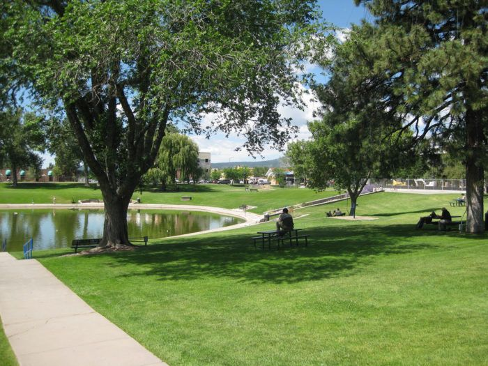 3. Los Alamos County is the healthiest in New Mexico.