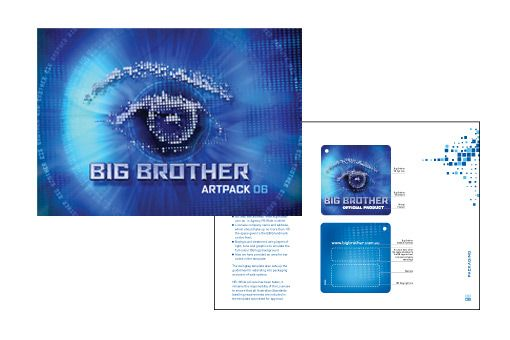 Big Brother product merchandising style guide