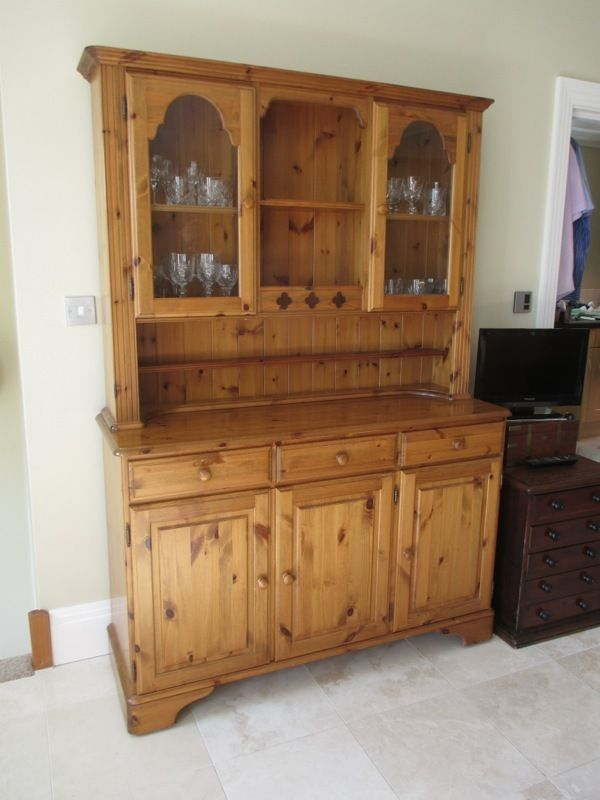 Ducal Farmhouse Welsh Dresser   Pine Kitchen Dresser   Sideboard Unit   eBay. 17 Best images about Farmhouse dressers on Pinterest   Oak dresser