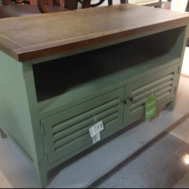 Homes Goods Furniture: Tv Stand. TJ Maxx Homegoods