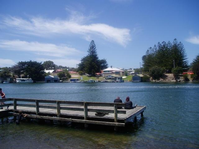 Nelson - Victoria. A great fishing destination