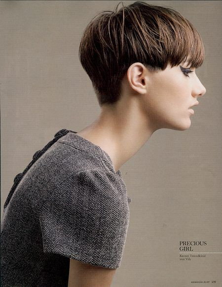 short hair Repinned by www.lecastingparisien.com