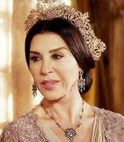 Hafsa Sultan - Magnificent Century - Season 2