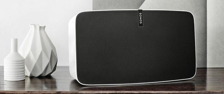 Sonos hat mit dem Play:5 wieder ein schönes Multiroom Soundsystem herausgebracht. Wir haben es getestet - ist es seinen Preis Wert und kann der Klang des Play:5 auch überzeugen?