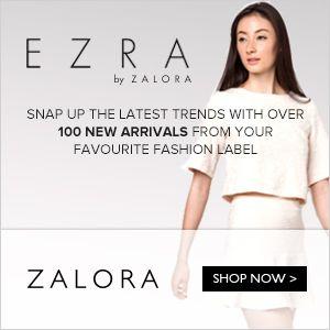 ZALORA SINGAPORE - EZRA