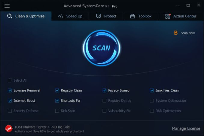 advanced systemcare ultimate 7 key