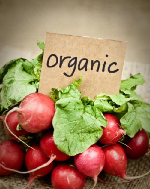 #Organic foods contain more nutrition, less #cadmium (a toxic heavy metal) and fewer pesticides than non-organic.