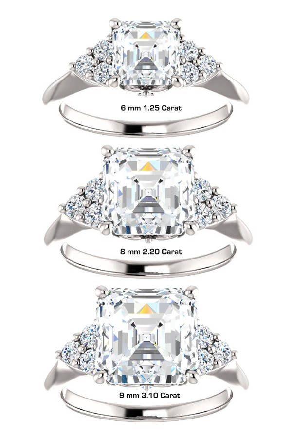 Top view of our 3 carat moissanite ring.  #ring #diamonds #rings #fashionjewelry #jewelrygram #engagementring #jewelrydesign #jewelryaddict #weddingrings #showmeyourrings #ringbling #weddingblog #weddingforward #heputaringonit #futurewife #isaidyes #gettingmarried #proposal #couplegoals #marryme #bridetobe #engagement #instawed #finejewelry #perfectproposal #wifetobe #bridesmaid #fiancee #ohsoperfectproposal #trekjewellers