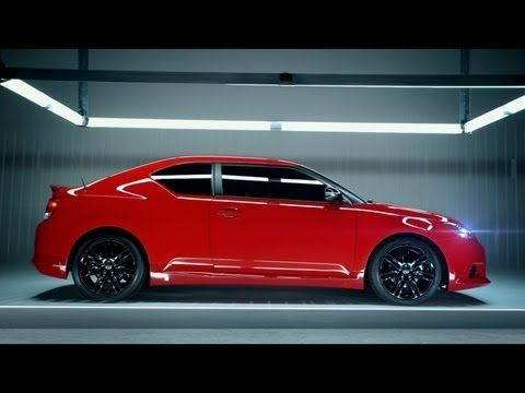 2013 Scion tC RS 8.0 Limited TRD with Five Axis Body Kit