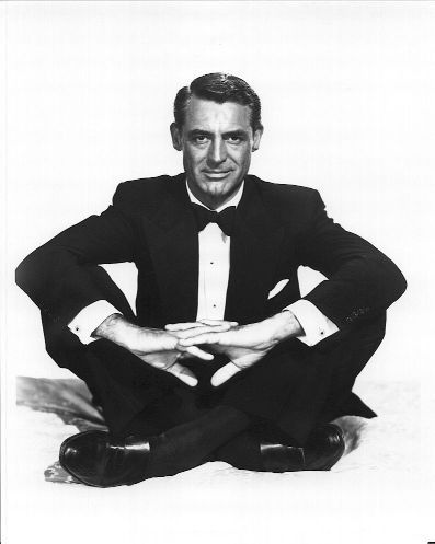Cary Grant - what's not to like