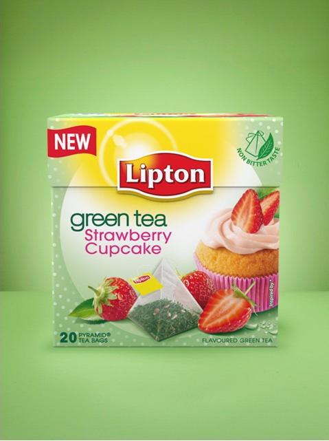 Czas na herbatę Lipton!