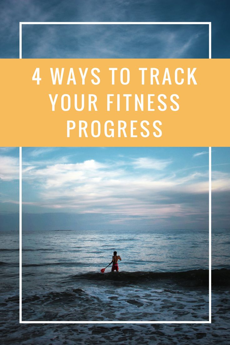 We know when starting a new fitness or nutrition plan, the primary motivator is progress. Not sure how to track progress best? Here's 4 easy ways!