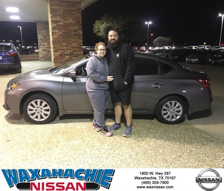 Congratulations David on your #Nissan #Sentra from Radford Pannell at Waxahachie Nissan!  https://deliverymaxx.com/DealerReviews.aspx?DealerCode=Y811  #WaxahachieNissan