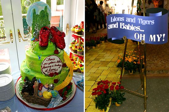 92 best images about wizard of oz baby shower on pinterest baby
