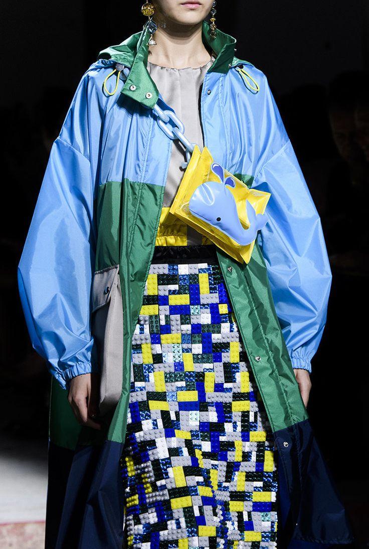 5 главных трендов Лондонской недели моды: список хитов будущей весны | Журнал Harper's Bazaar