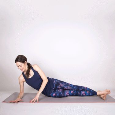 Side Teaser #pilates #workout #fitness http://greatist.com/move/mat-pilates-workout