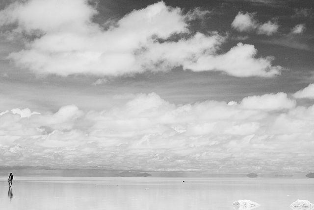 Salar de Uyuni / Salt Lake . Bolivia | Flickr: Intercambio de fotos