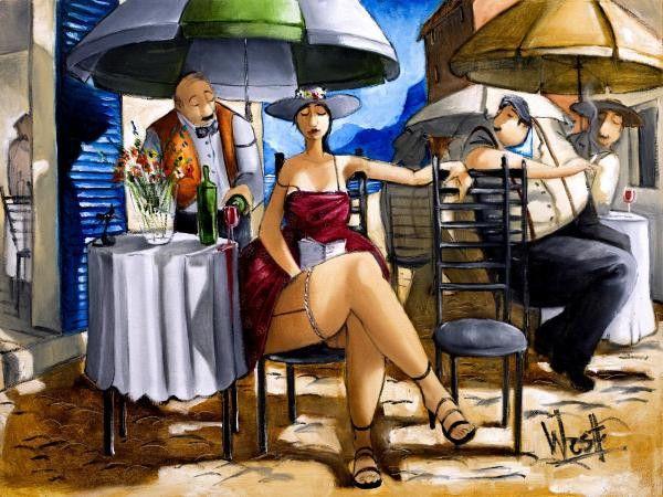 Romantic Interest by Ronald West