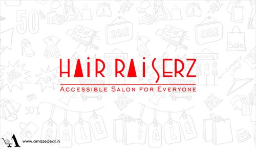 Rs.115 for Gents Hair Cut+ Blow dry + Shampoo Worth Rs.350 #HairRaiserz   #Chandigarh    For #Exciting #Deals Visit - www.amazedeal.in   #Amazedeal #Chandigarh #Panchkula #Mohali #Zirakpur #deals #offer #salon #beauty #spa