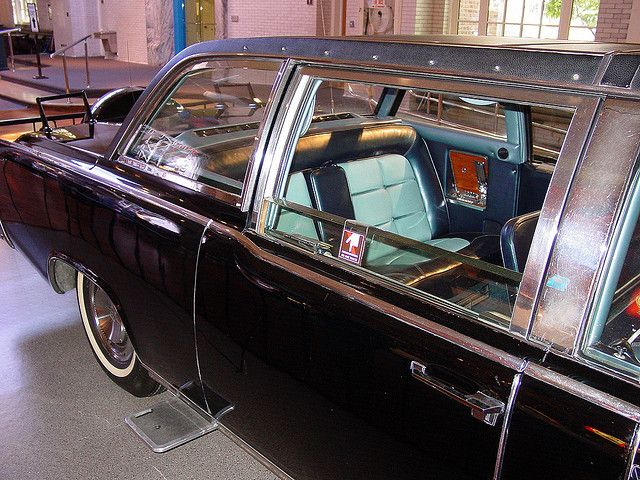 John F Kennedy Assassination Car
