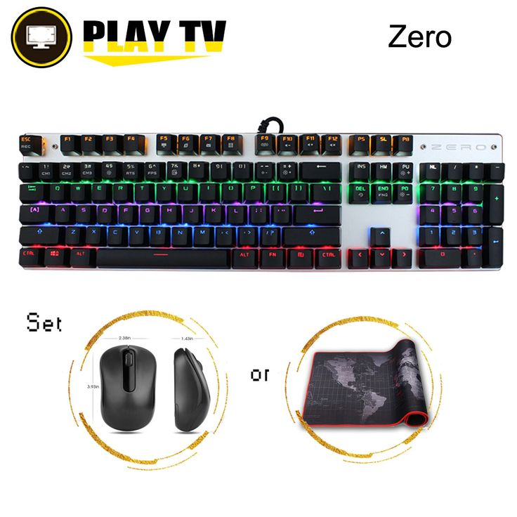 Metoo Gaming Mechanical Keyboard 87/104 Anti-ghosting Luminous Blue Red Black Switch Backlit LED wired Keyboard Russian sticker looks fine in design, features and function. The best accomplishment of this product is in fact simple to clean and control. The design and layout are totally astonishing that create it truly interesting and beauty...** View the item in details by clicking the VISIT button..
