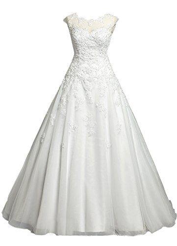 Dresstells Women's A Line Scoop Zipper Back Prom Dress Evening Dress Wedding Dress With Appliques Dresstells http://www.amazon.co.uk/dp/B015MOS5J6/ref=cm_sw_r_pi_dp_Gh1Gwb13JDRPJ
