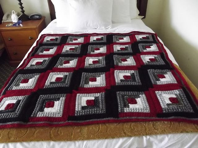 876 Best Images About Crochet Afghans On Pinterest Free