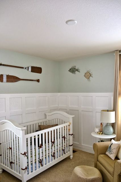 436 Best Nautical Beach Themed Rooms Images On Pinterest Babies Rooms Baby Room And Child Room